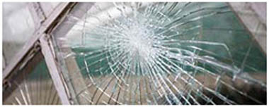 Kingston Upon Thames Smashed Glass